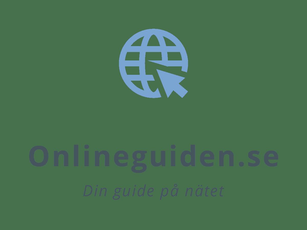 Onlineguiden logo