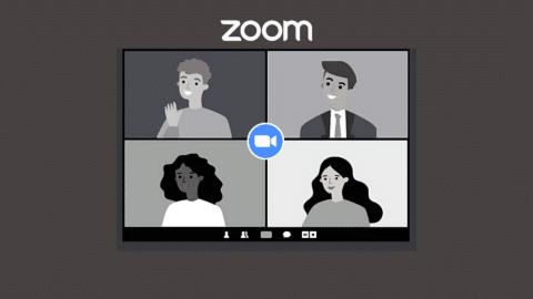 Komma igång-guide till videomöte i Zoom.
