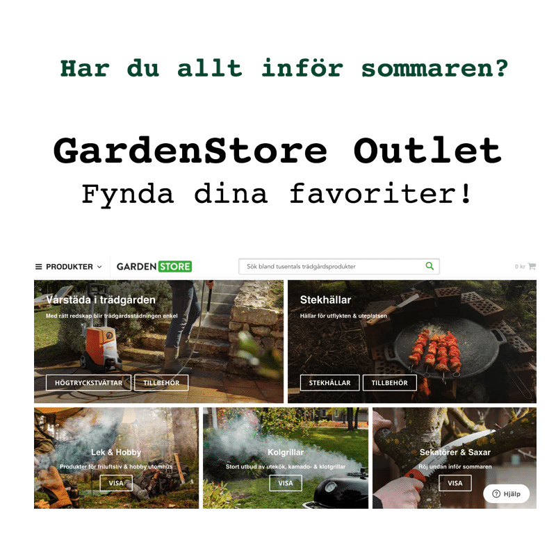 GardenStore Outlet