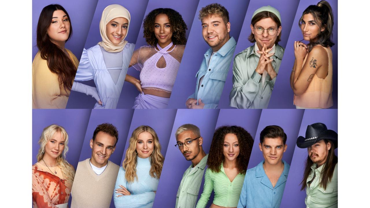TV4 Idol deltagare 2021
